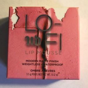 Urban Decay Lo-Fi Lip Mousse *NIB*